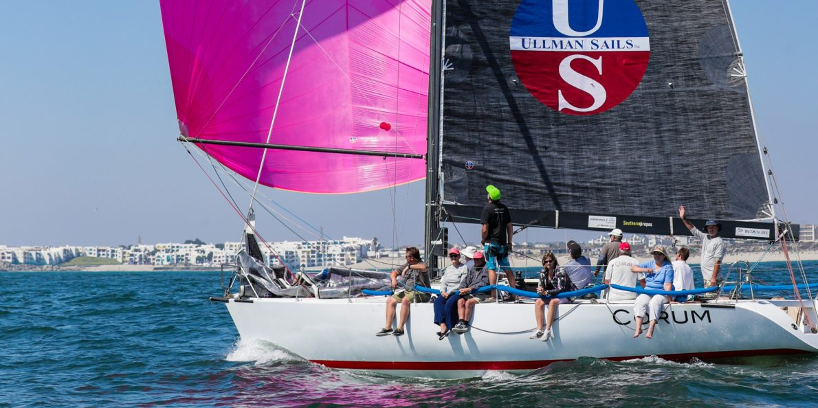 Ullman Sails Corum achieved second place : Ullman Sails South Africa